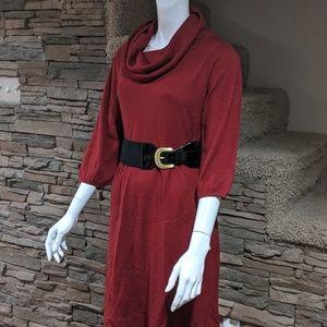 Alyx light knit dress size large NWT